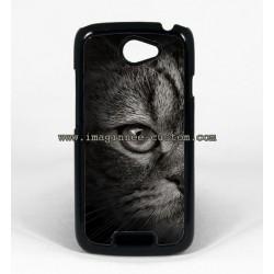 Carcasa 2D HTC one S personalizada