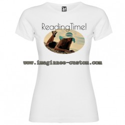 Camiseta de mujer personalizada