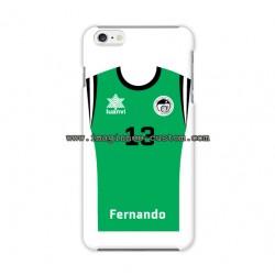 Carcasa 3D camiseta Club Baloncesto Moncada