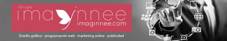 Imaginnee - diseño gráfico, programación web, marketing online, publicidad